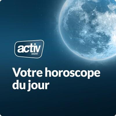 Horoscope de ce mardi 23 février 2021 par ACTIV RADIO cover