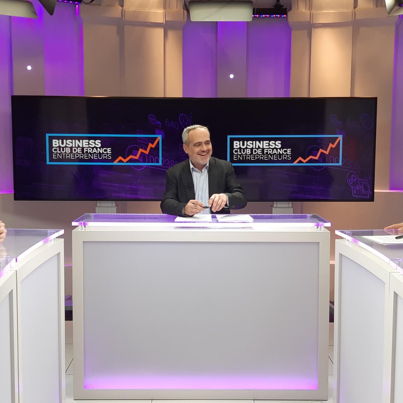 """BUSINESS CLUB DE FRANCE TV S2020 E26 : T. Hervet """"Wopilo"""" et J. Streiff """"Beaty C"""
