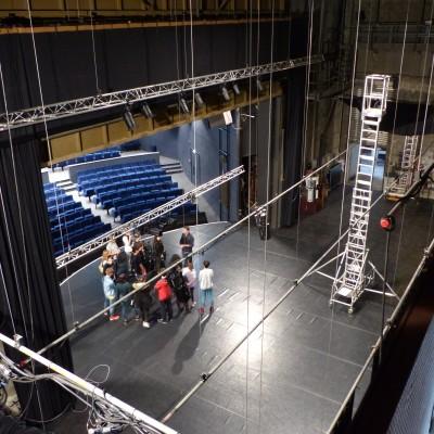 DIALOGUES l Ep. 15 Derrière les portes fermées du Théâtre de Chelles cover