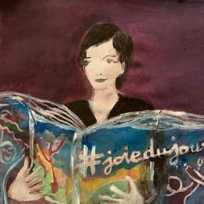 Entre Voix Confinés avec Raphaëlle Saudinos (08/05/20) cover