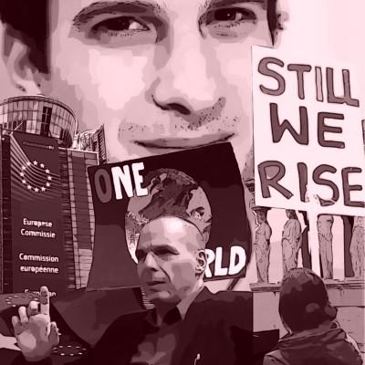 S1E7 - «Conflitto, visione e potere»: i movimenti sociali tra Europa e USA, secondo David Adler (Progressive International) cover