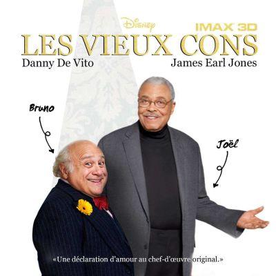 image Episode n°20: Disney's Les Vieux Cons