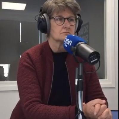 """Chantal GOMEZ, tête de liste """"Lutte ouvrière"""" aux REGIONALES2021 cover"""