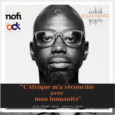 REDIFFUSION épisode #9 avec Jean-Pierre SECK: révolutionner le business du divertissement en AFRIQUE cover