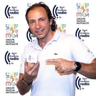 Philippe Candeloro, Double médaillé olympique en patinage artistique cover