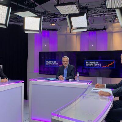 image Business Club de France  TV S2019 E3 : Guillaume Richard - Oui Care O2