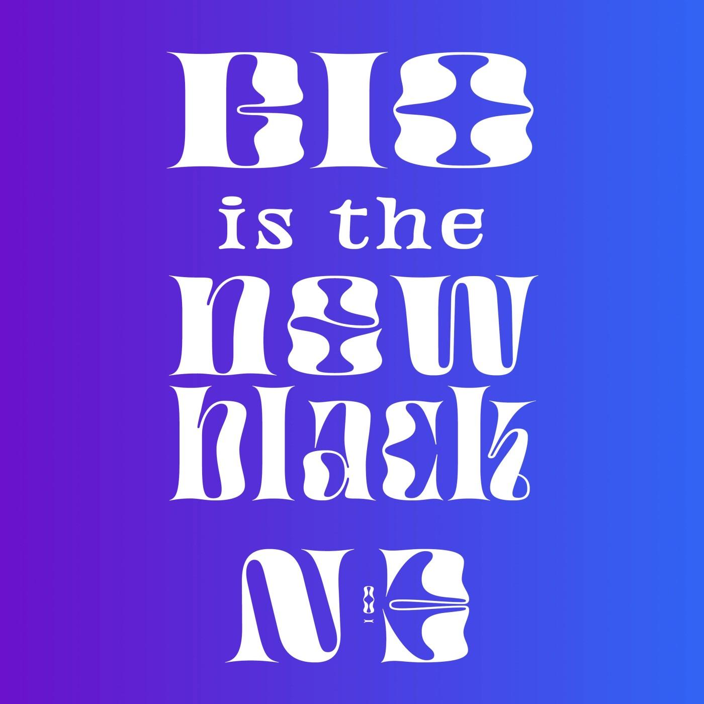 Bio Is The New Black #3 - dialogue entre Anthony Masure & Xavier Guchet - des designers passeur.se.s