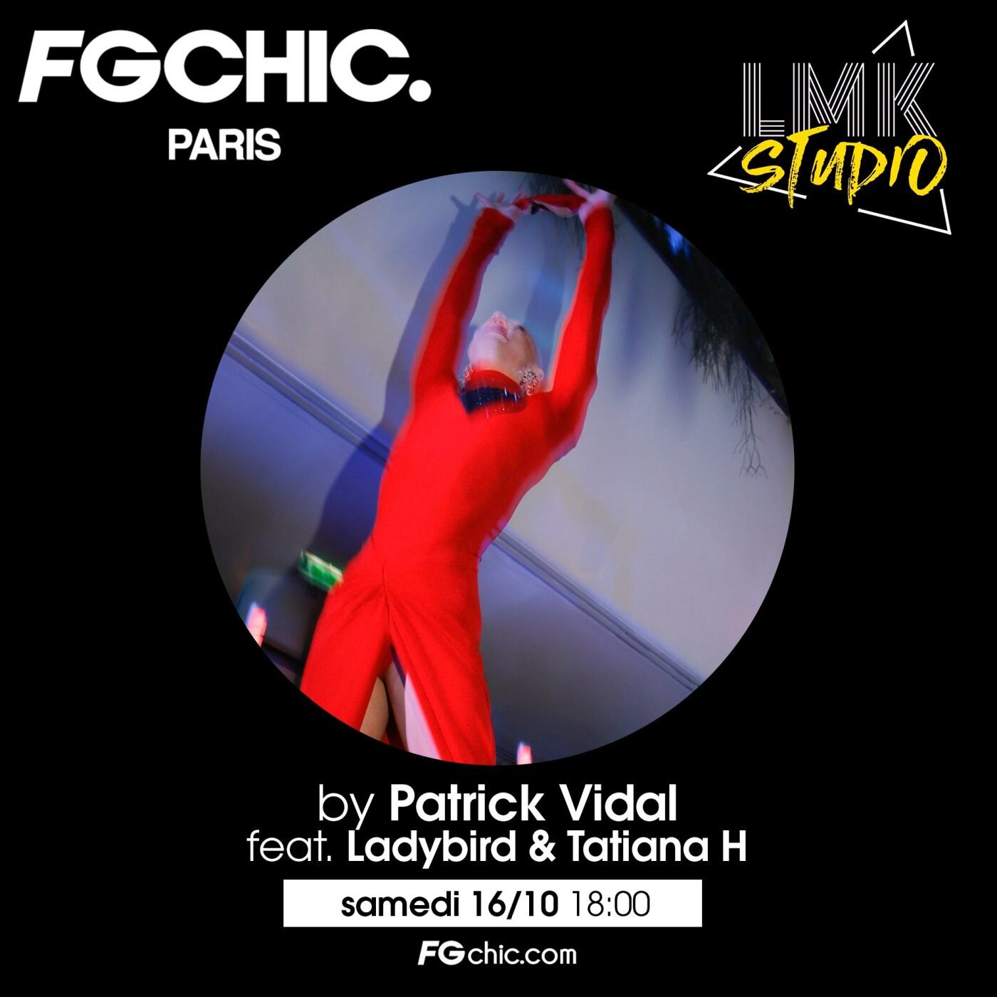 LMK STUDIO AVEC PATRICK VIDAL DU 16 octobre 2021