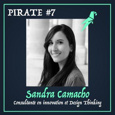 7. Sandra Camacho - Oser partir de chez Google pour voler de ses propres ailes cover