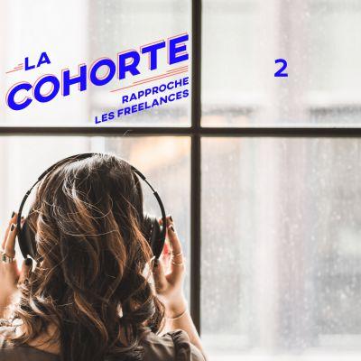 La Cohorte/ S1E2/ 3 podcasts pour les freelances en Anglais cover