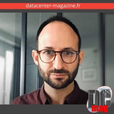Datafarm pousse le biogaz vers les datacenters, avec Romain Gabriel, Cofondateur de Datafarm Energy cover