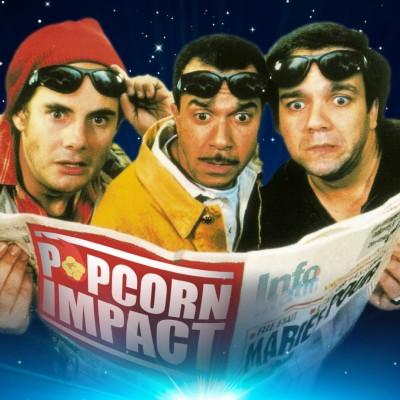 #074 - Les Trois frères - Décembre 1995 cover