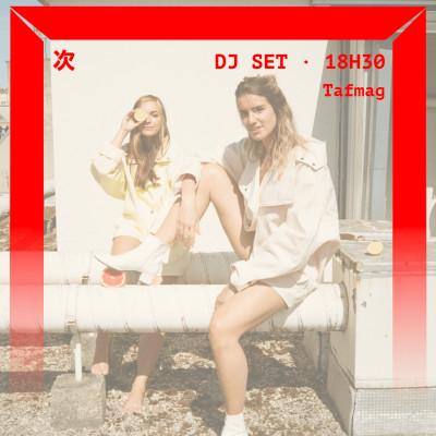 [DJ SET] Tafmag DJ Babes (Juin 2021) cover