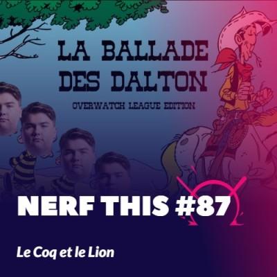Nerf This - Le Coq et le Lion
