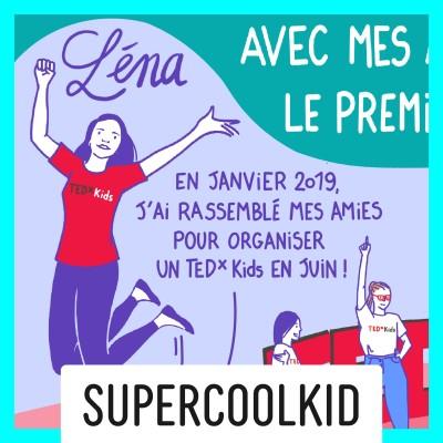 #6  Cecile: La Supercool Mom de Lena (des TedX Girls) cover