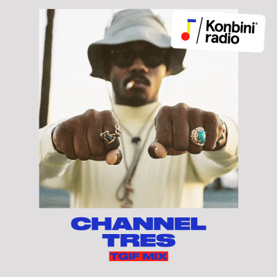 Channel Tres : la fusion ultime du rap west coast et de la house music cover