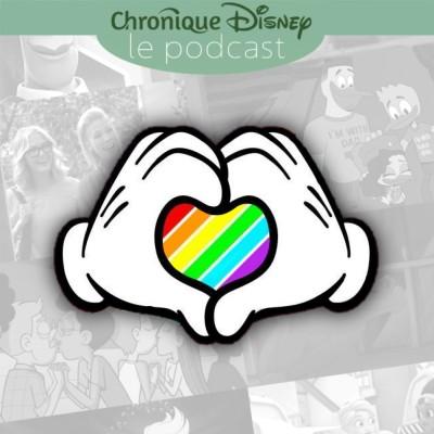 Épisode 28 - Disney et l'Inclusion LGBT+ cover