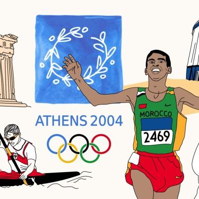 Jeux Olympiques 2004 - Athènes cover