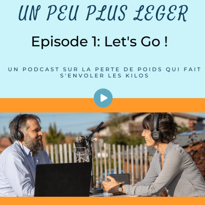 Episode 1: Let's go! cover