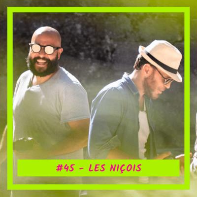 #45 - Les Niçois: Les ambassadeurs de la cuisine méditerranéenne, de la restauration à l'épicerie fine cover