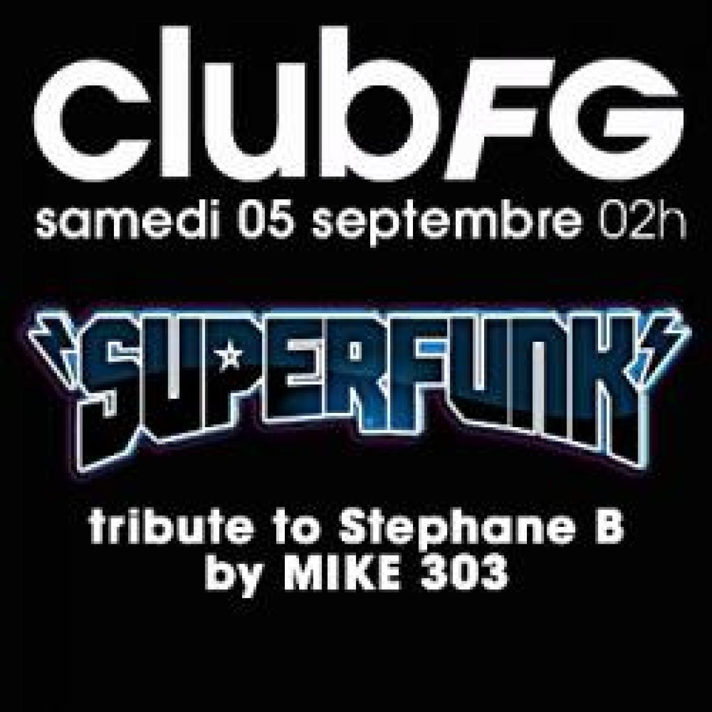 CLUB FG : SUPERFUNK TRIBUTE