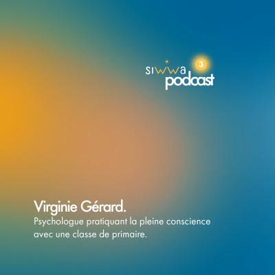 Virginie Gérard : Pyschologue scolaire enseignant la pleine conscience en primaire. cover