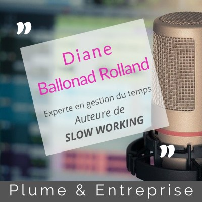 # 19 Diane Ballonad Rolland, Slow Working cover
