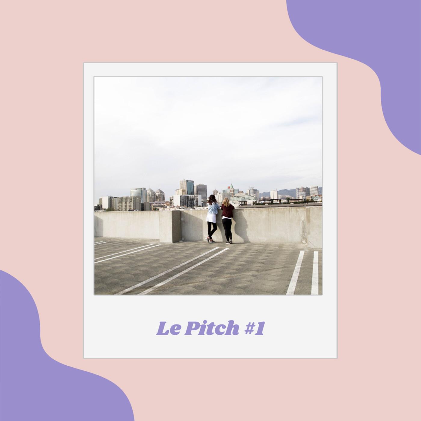 Le Pitch #1 : Le projet étudiant de copiétonnage Not Alone