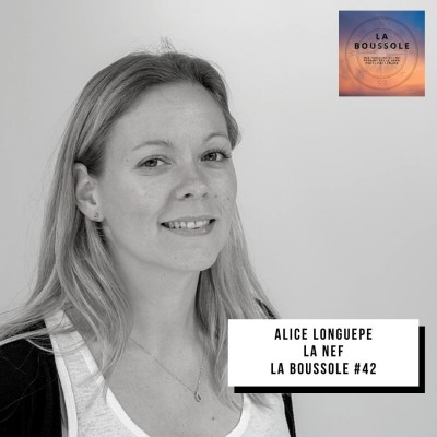 #42_Alice Longuépé_Banquière Itinérante de la Nef, banque éthique et coopérative cover