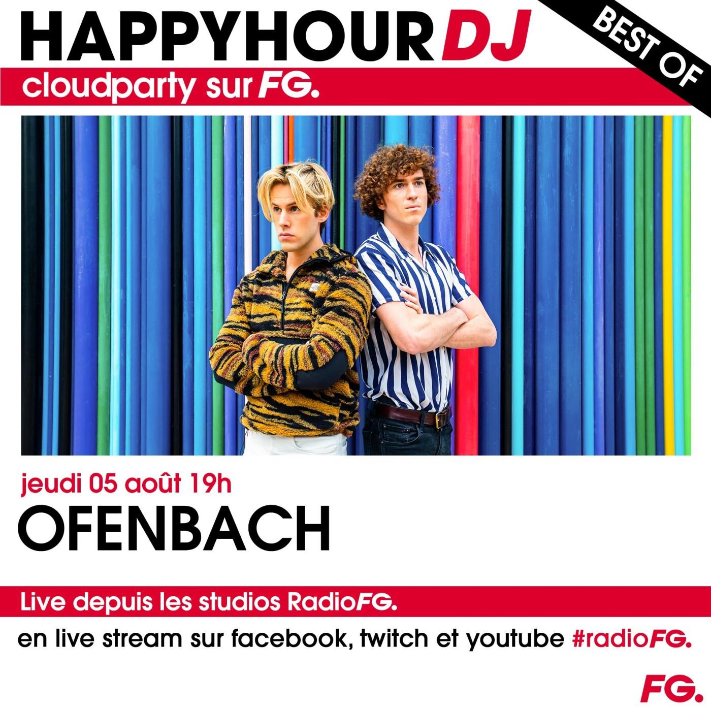 HAPPY HOUR DJ BEST OF : OFENBACH