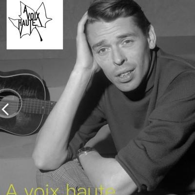 Jacques Brel - Je Vous Souhaite - Yannick Debain - Bonne année 2021 cover