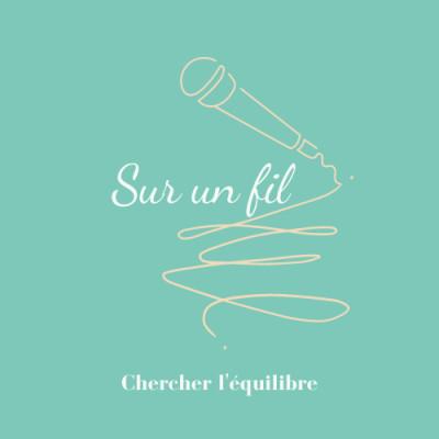 Sur un fil - Charlotte Mounzer cover