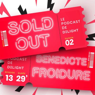 S02E13 – Bénédicte FROIDURE,  Directrice de  FILE7 (SMAC, 77) cover