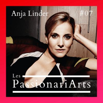#07 Anja Linder, harpiste - Vie héroïque, handicap et renaissance cover