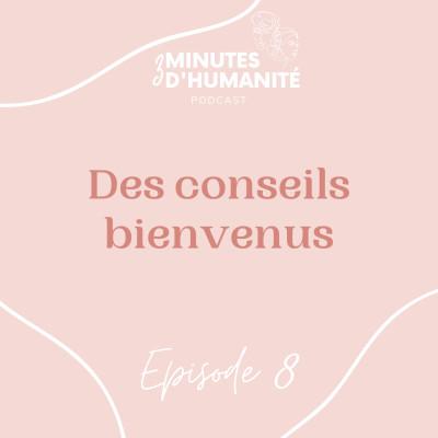 Épisode 8 - Des conseils bienvenus cover