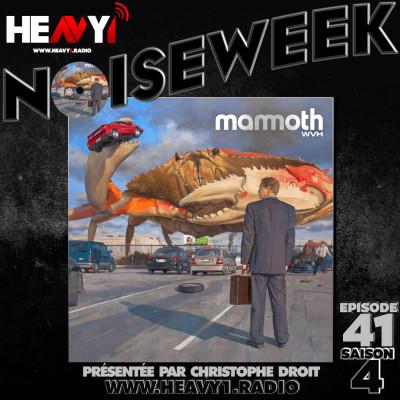 Noiseweek #41 Saison 4 cover