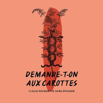 Demande-t-on aux carottes cover