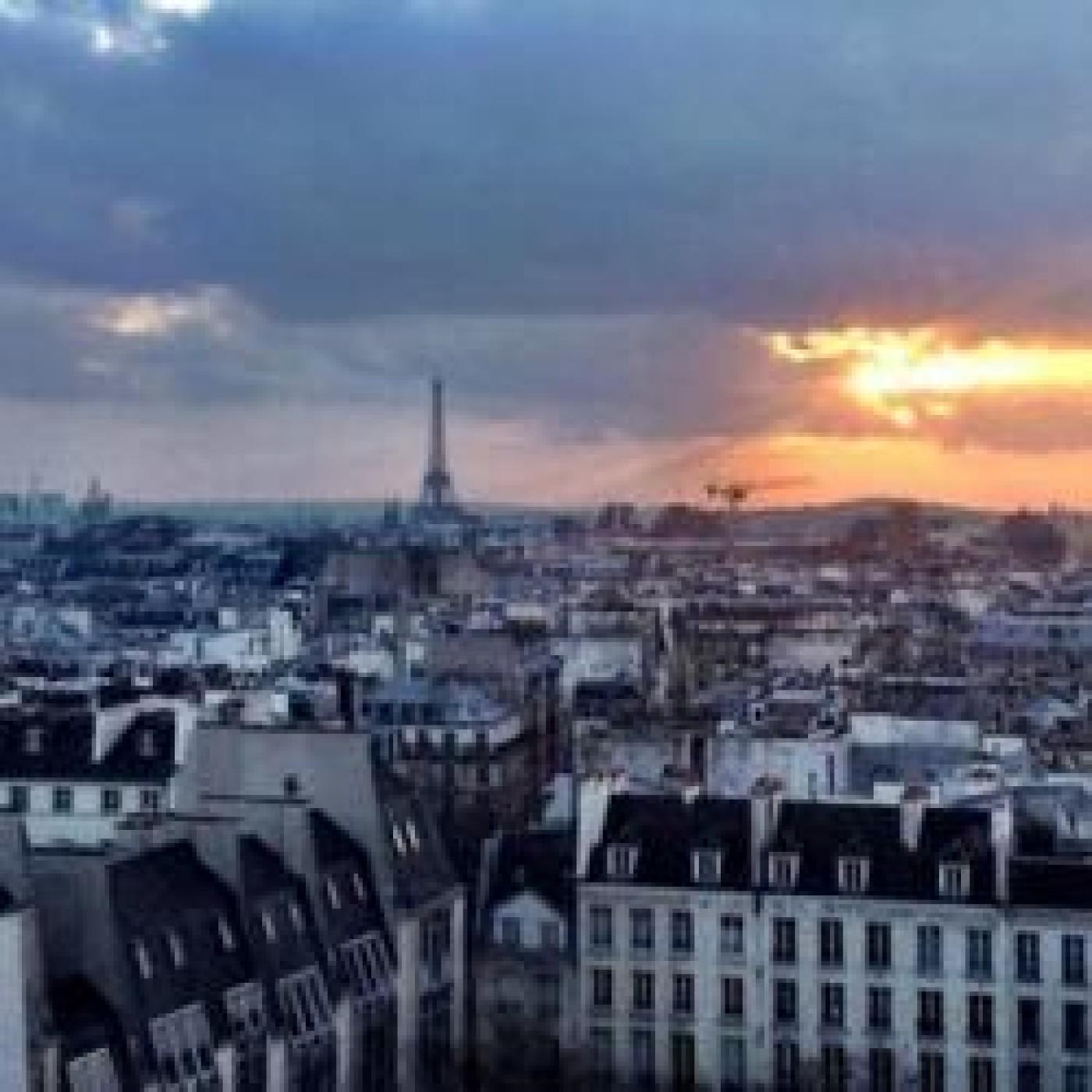 FG INVITE : LE GEORGES PARIS