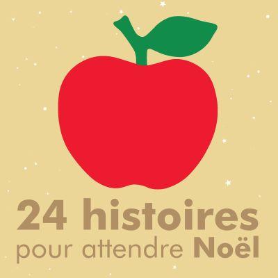 24 histoires pour attendre Noël ! (2018) cover