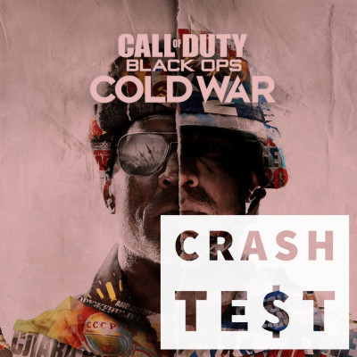 #CrashTest - Call of Duty Black Ops Cold War - Un solo palpitant pour un multi décevant cover