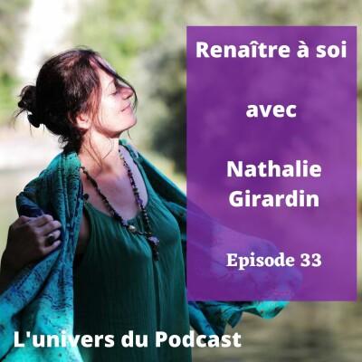 Renaître À Soi avec Nathalie Girardin cover