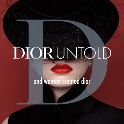 And women created Dior cover