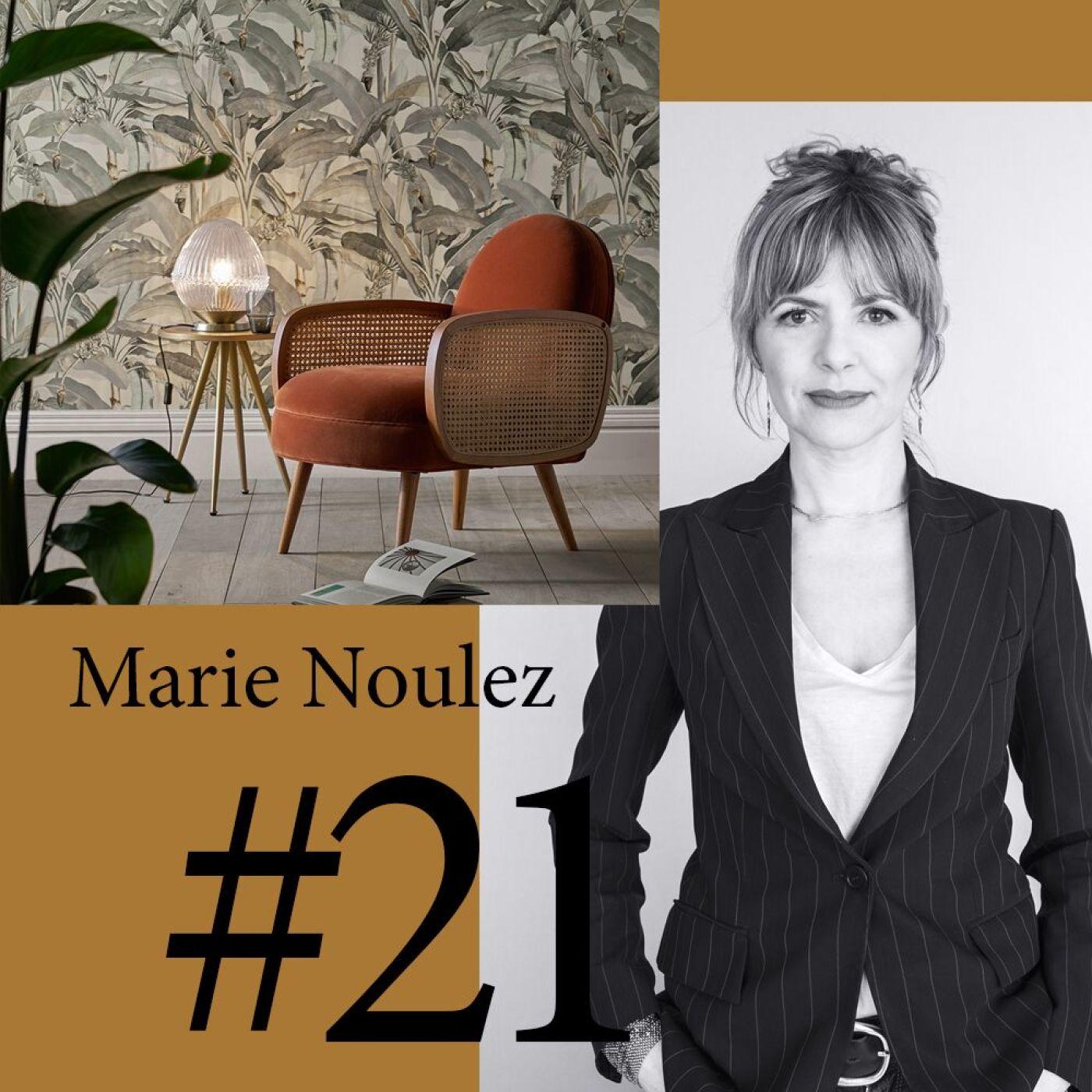"""#21 Marie Noulez (La Redoute Intérieurs) """"On peut faire du beau à prix accessible"""""""