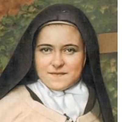 Sainte Thérèse de l'enfant-Jésus, elle veut passer son ciel à faire du bien sur la terre cover