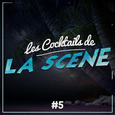 """""""Les Cocktails de la Scène"""" : #5 - Drey - """"Ida"""" (Monkey3) cover"""