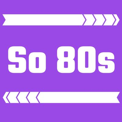 So 80s - Teasing cover