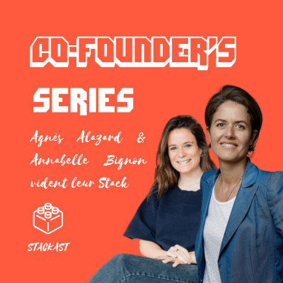 La Stack de community builders exceptionnel-les • Agnès Alazard et Annabelle Bignon vident leur Stack cover