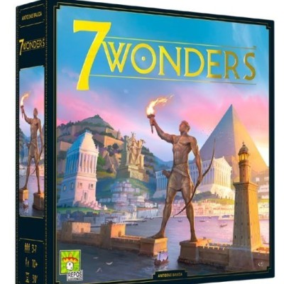 [EP6] 7 Wonders - La brique de novembre cover
