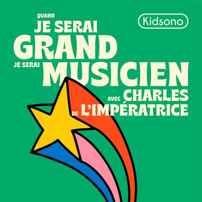 Thumbnail Image CHARLES DE L'IMPÉRATRICE x KIDSONO