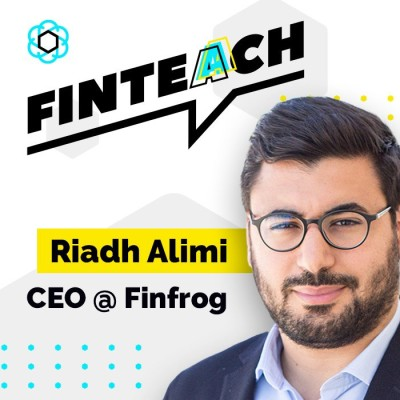 #21 - Riadh Alimi - Finfrog cover